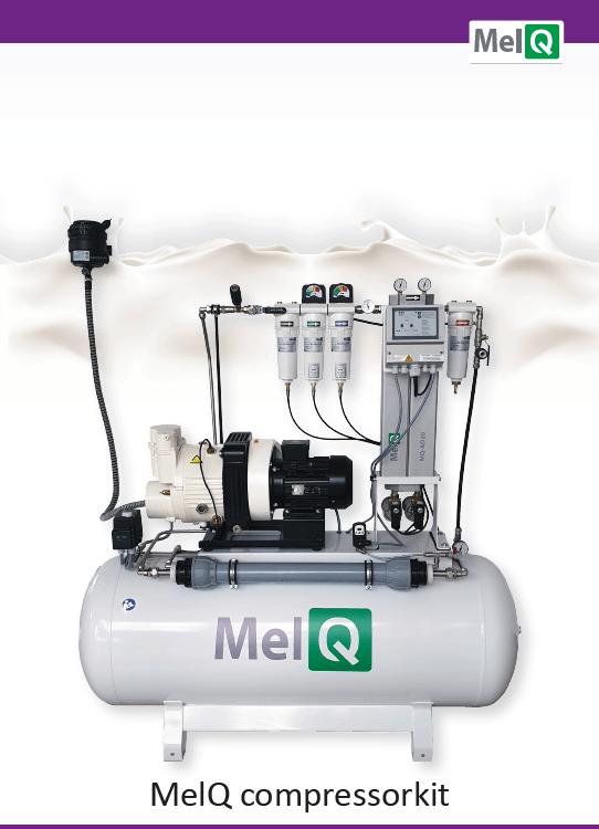 MelQ compressorkit