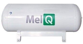 MelQ perslucht tank opslag